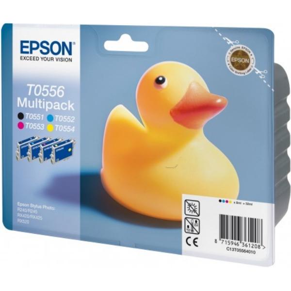 Original Epson C13T05564010 / T0556 Tintenpatrone MultiPack