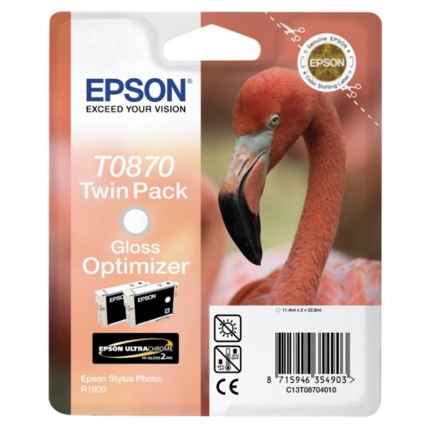 Original Epson C13T08704010 / T0870 Tinte Sonstige