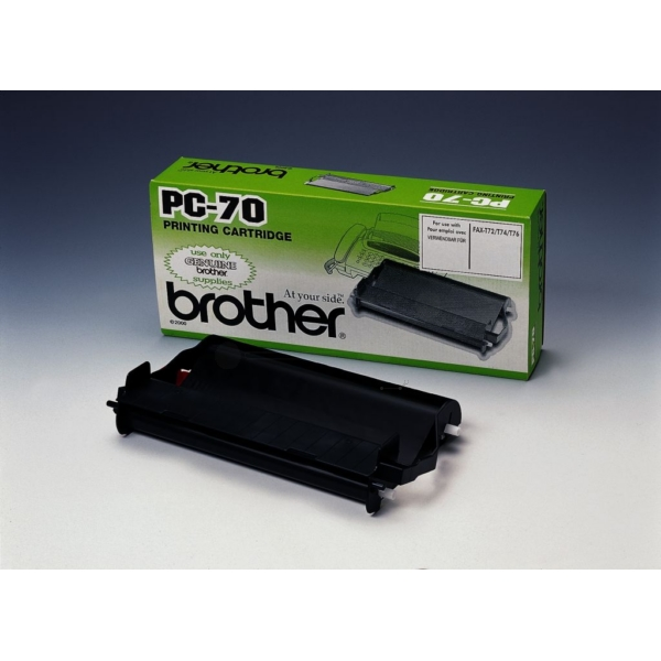 Original Brother PC70 Thermo-Transfer-Rolle