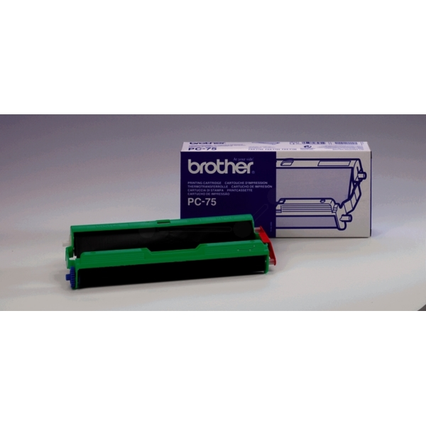 Original Brother PC75 Thermo-Transfer-Rolle