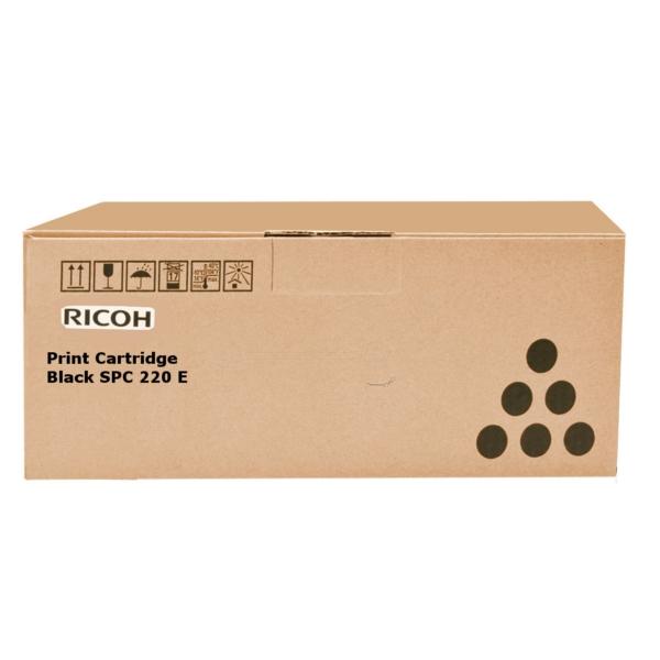 Original Ricoh 406094 / TYPESPC220E Toner schwarz