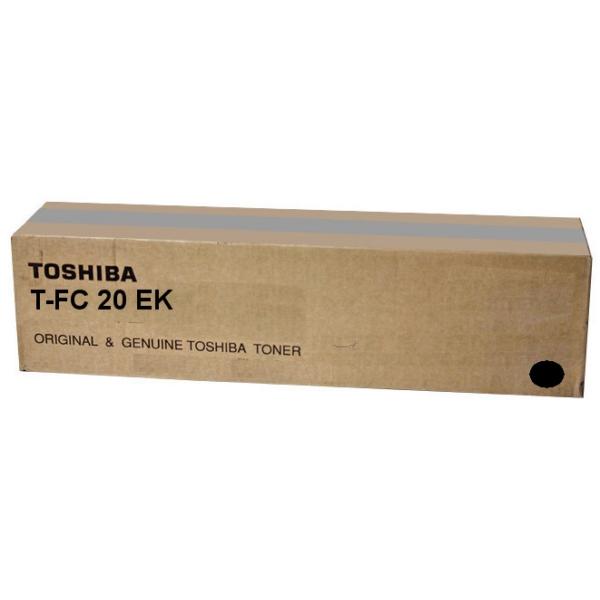 Original Toshiba 6AJ00000066 / TFC20EK Toner schwarz