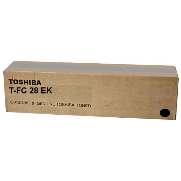 Original Toshiba 6AJ00000047 / TFC28EK Toner schwarz