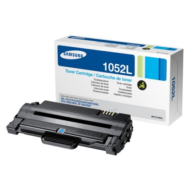 Original Samsung MLTD1052LELS / 1052L Toner schwarz