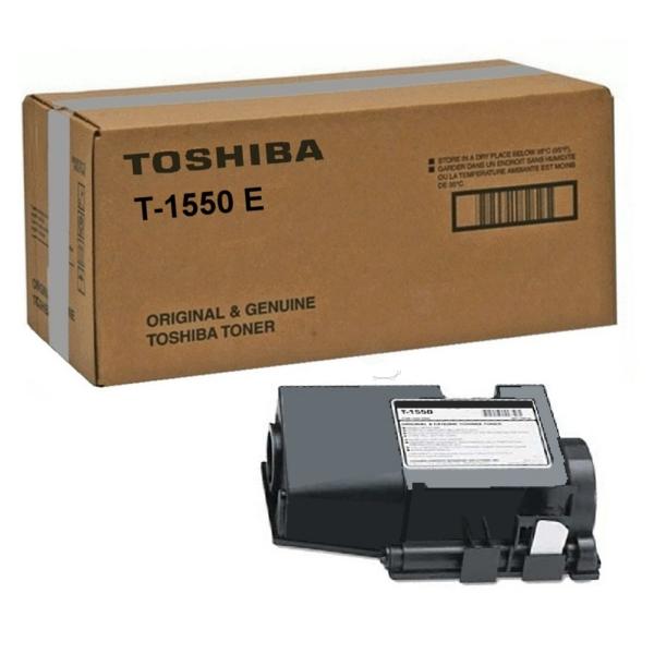 Original Toshiba 60066062039 / T1550E Toner schwarz