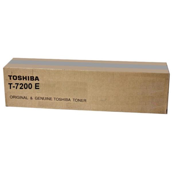Original Toshiba 6AK00000078 / T7200E Toner schwarz