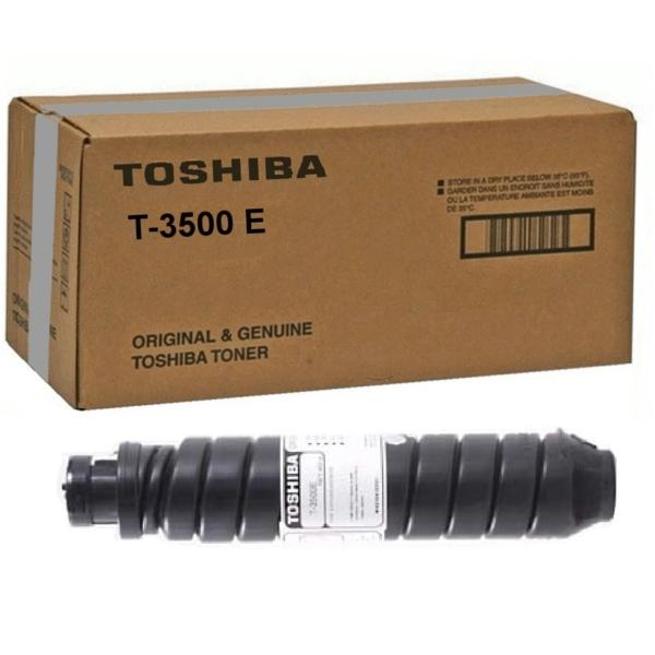 Original Toshiba 60066062050 / T3500E Toner schwarz