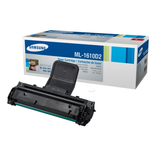 Original Samsung ML1610D2ELS Toner black