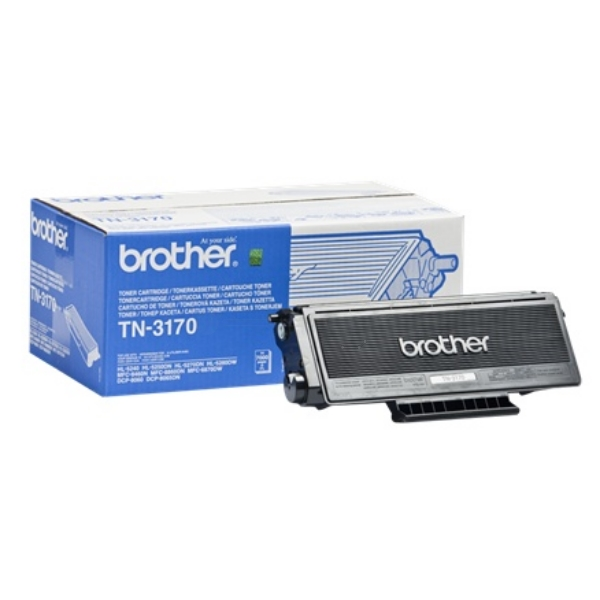 Original Brother TN3170 Toner black