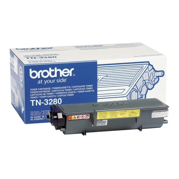 Original Brother TN3280 Toner noir