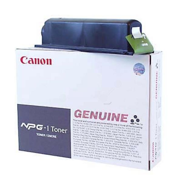 Original Canon 1372A005 / NPG1 Toner noir