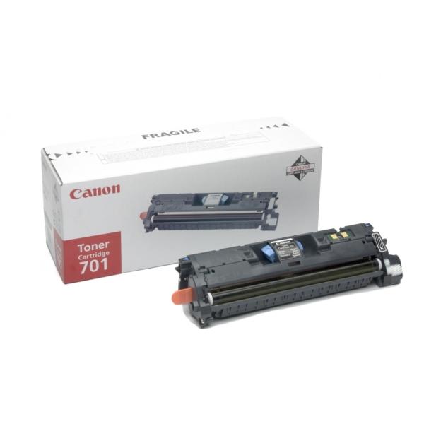 Original Canon 9287A003 / 701BK Toner schwarz