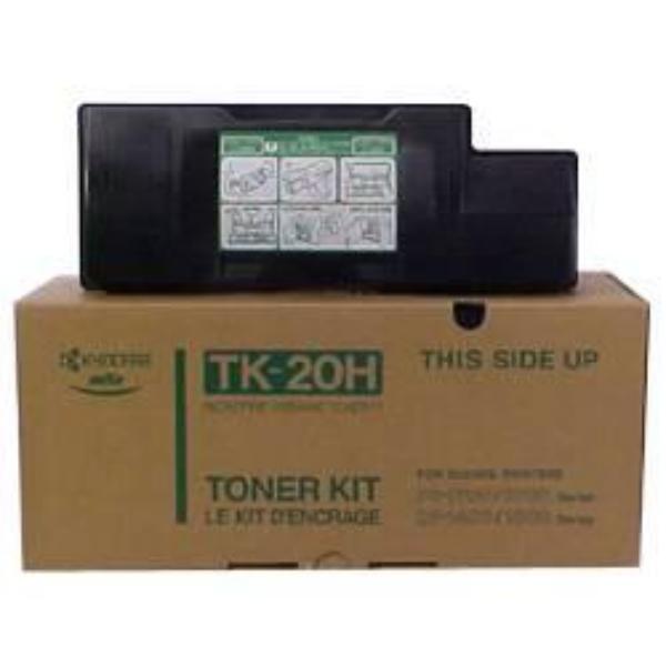 Original Kyocera 37027020 / TK20H Toner schwarz