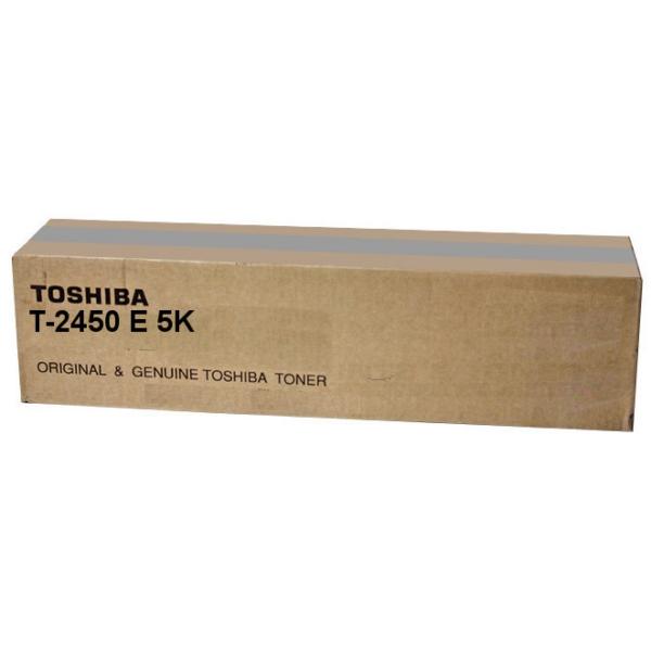 Original Toshiba 6AJ00000089 / T2450E5K Toner schwarz