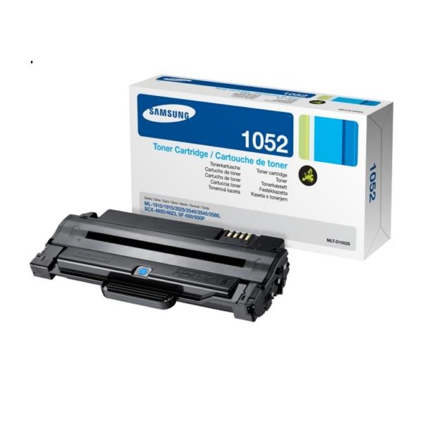 Original Samsung MLTD1052SELS / 1052S Toner schwarz