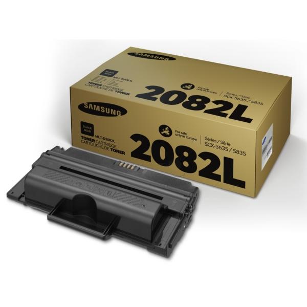 Original Samsung MLTD2082LELS / 2082L Toner schwarz