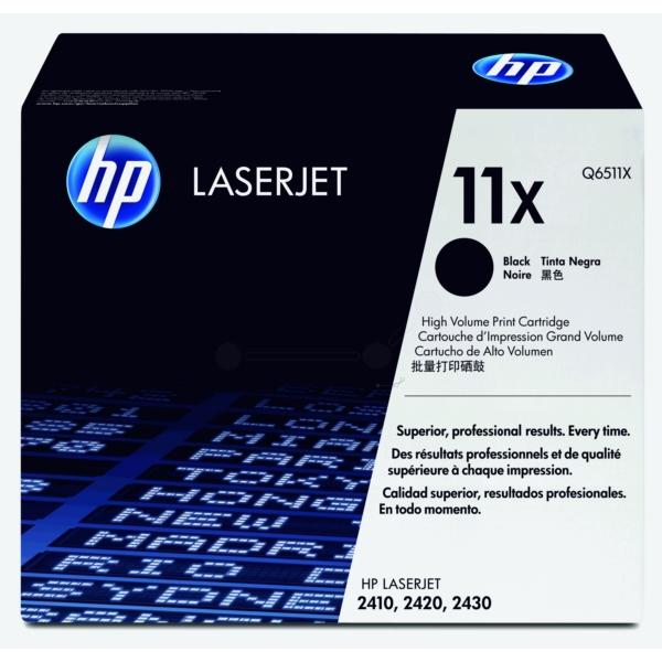 Original HP Q6511XC / 11X Toner noir