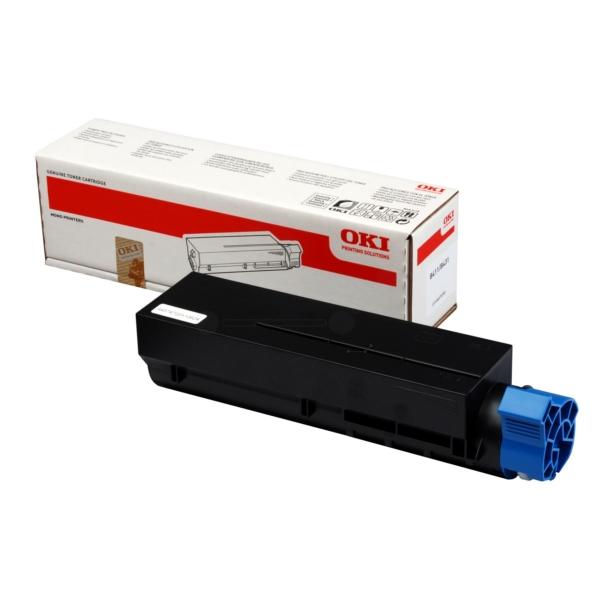 Original OKI 44574702 Toner schwarz
