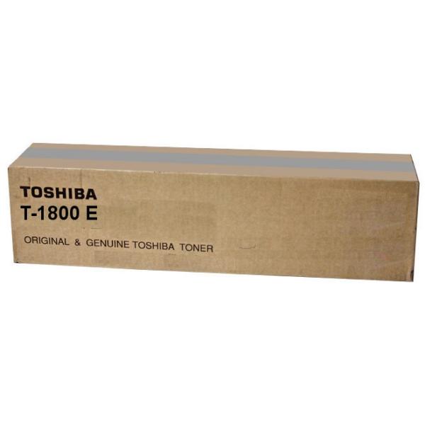 Original Toshiba 6AJ00000091 / T1800E Toner schwarz