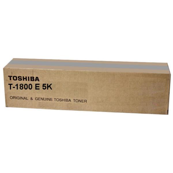 Original Toshiba 6AJ00000085 / T1800E5K Toner schwarz