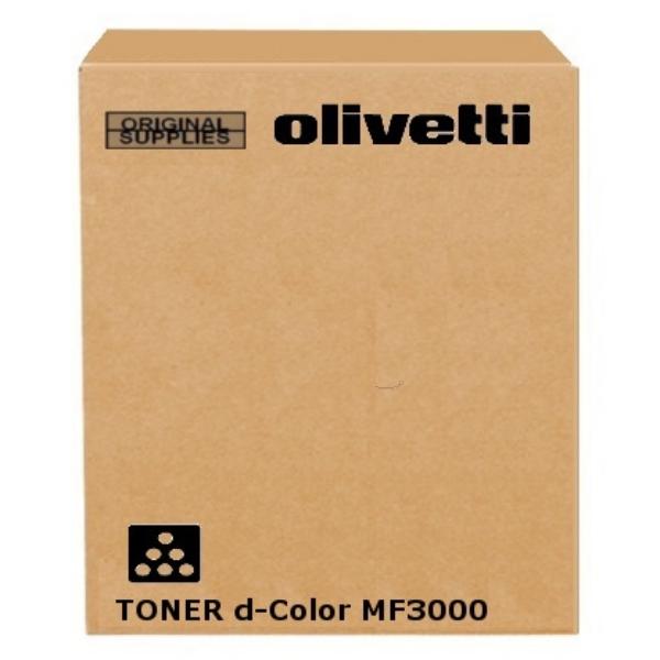 Original Olivetti B0891 Toner schwarz
