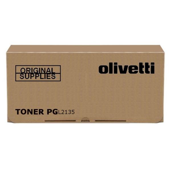 Original Olivetti B0911 Toner schwarz
