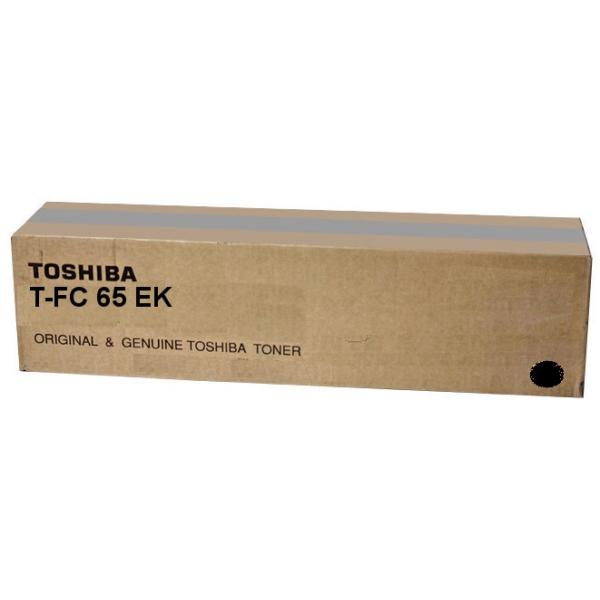 Original Toshiba 6AK00000181 / TFC65EK Toner schwarz