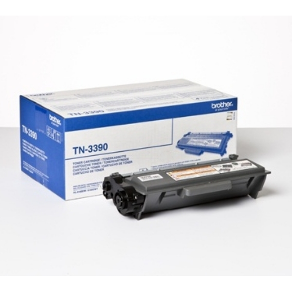 Original Brother TN3390 Toner schwarz
