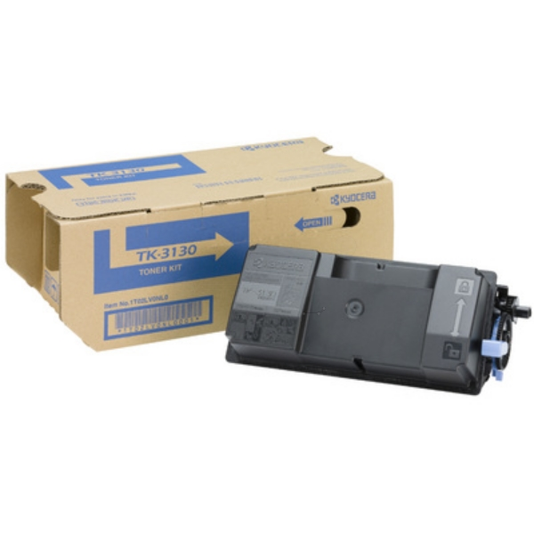 Original Kyocera 1T02LV0NL0 / TK3130 Toner schwarz