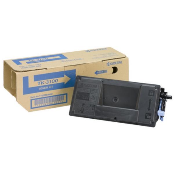 Original Kyocera 1T02MS0NL0 / TK3100 Toner noir