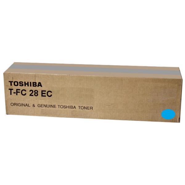 Original Toshiba 6AJ00000046 / TFC28EC Toner cyan