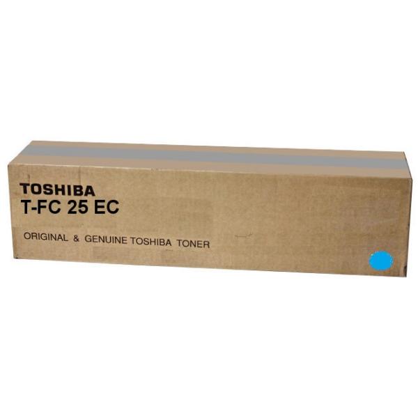 Original Toshiba 6AJ00000072 / TFC25EC Toner cyan