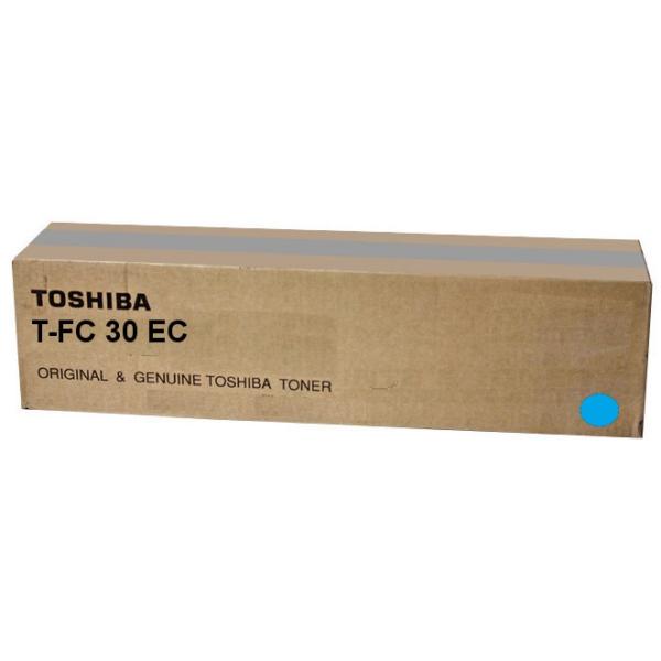 Original Toshiba 6AG00004447 / TFC30EC Toner cyan