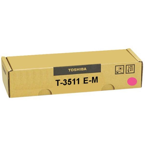 Original Toshiba 6AK00000055 / T3511EM Toner magenta