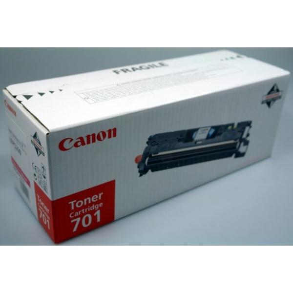 Original Canon 9285A003 / 701M Toner magenta