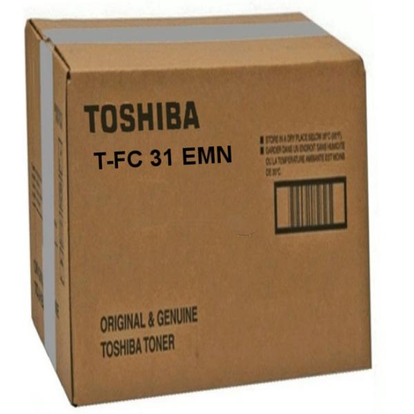 Original Toshiba 6AG00002005 / TFC31EMN Toner magenta