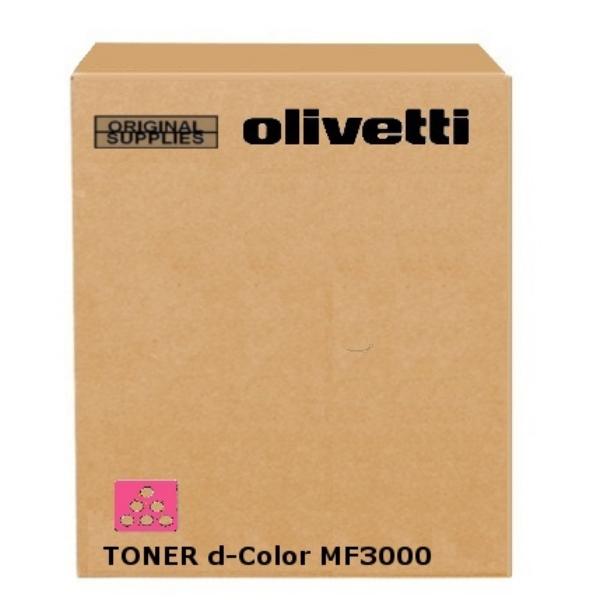 Original Olivetti B0893 Toner magenta
