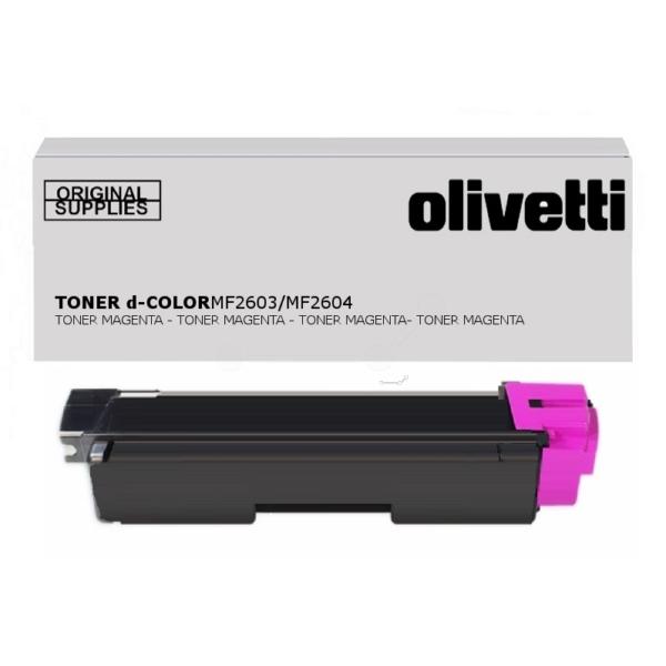 Original Olivetti B0948 Toner magenta