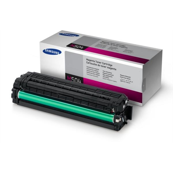 Original Samsung CLTM504SELS / M504 Toner magenta
