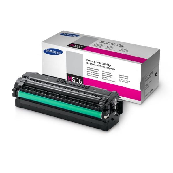 Original Samsung CLTM506SELS / M506 Toner magenta