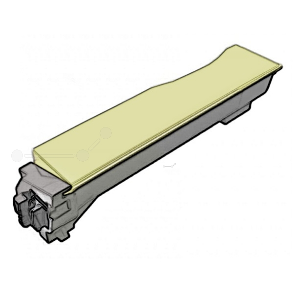Original Utax 4452110016 Toner gelb