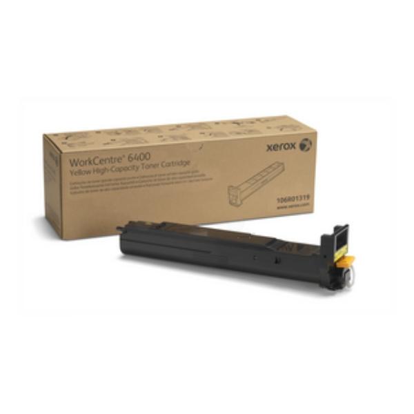 Original Xerox 106R01319 Toner gelb