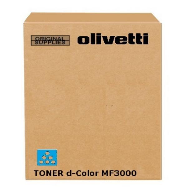 Original Olivetti B0892 Toner cyan