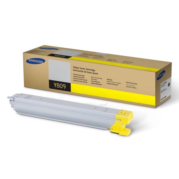 Original Samsung CLTY809SELS / Y809 Toner gelb