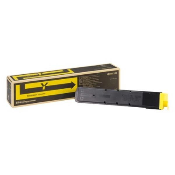 Original Kyocera 1T02MNANL0 / TK8600Y Toner gelb