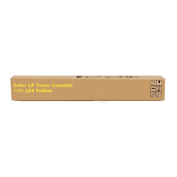 Original Ricoh 420128 / TYPE155 Toner gelb