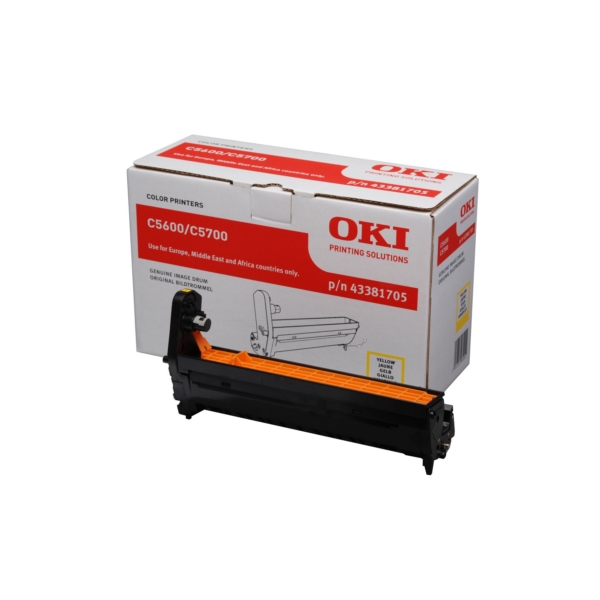 Original OKI 43381705 Trommel Kit
