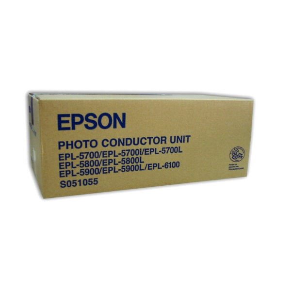 Oryginalny Epson C13S051055 / S051055 Zestaw bebnów
