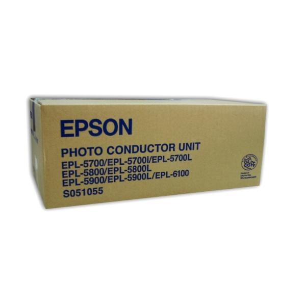 Origineel Epson C13S051055 / S051055 drum Kit