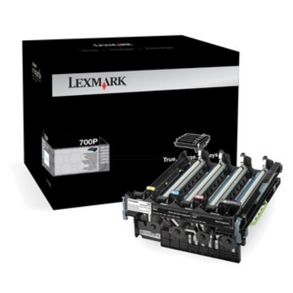 Original Lexmark 70C0P00 / 700P Trommel Unit